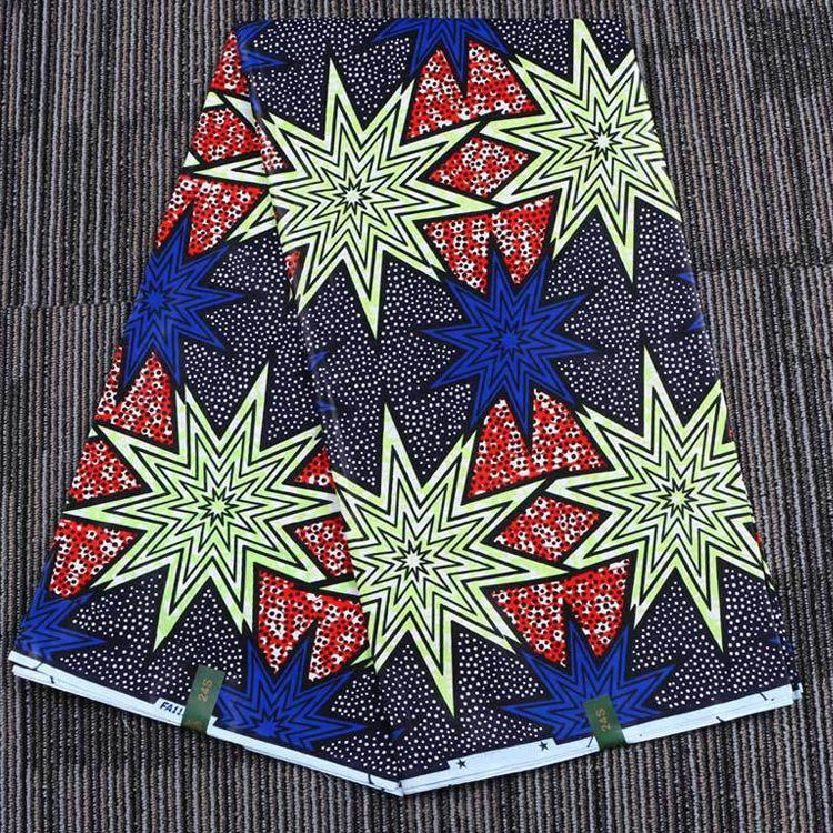 새로운 도착 도매 ankara 패션 네덜란드 인쇄 아프리카 의류 드레스 왁스 패브릭 100% 코튼