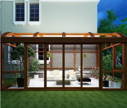 पेशेवर sunrooms espa और ntildeol एक्रिलिक पैनलों <span class=keywords><strong>sunroom</strong></span> घर
