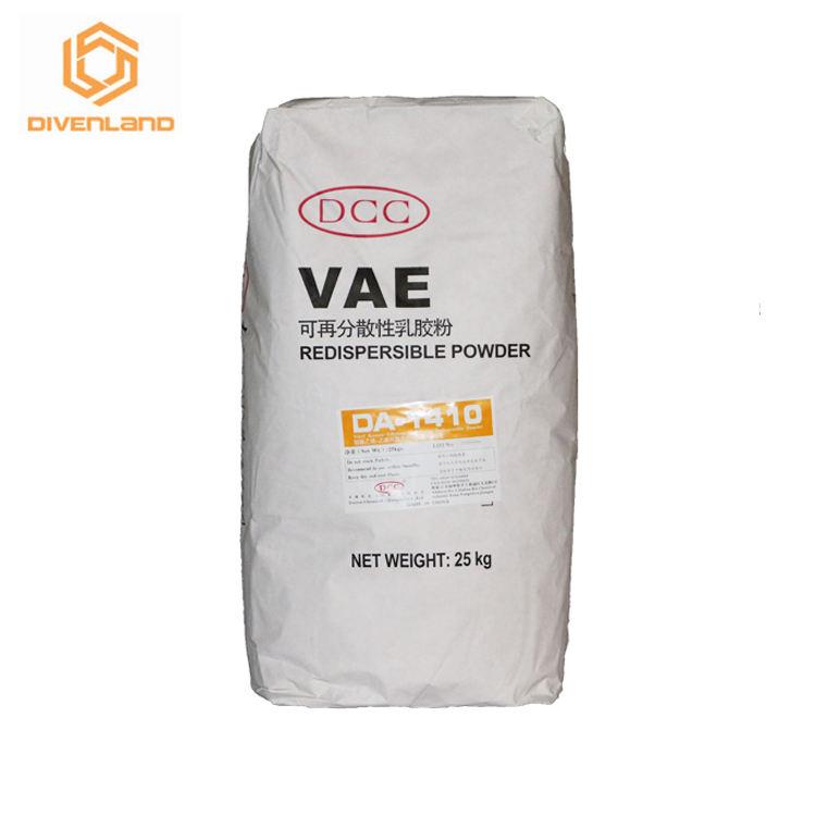 Poudre de polymère redispersable pour colle à carrelage/mur mastic/écrémé/eifs/coulis