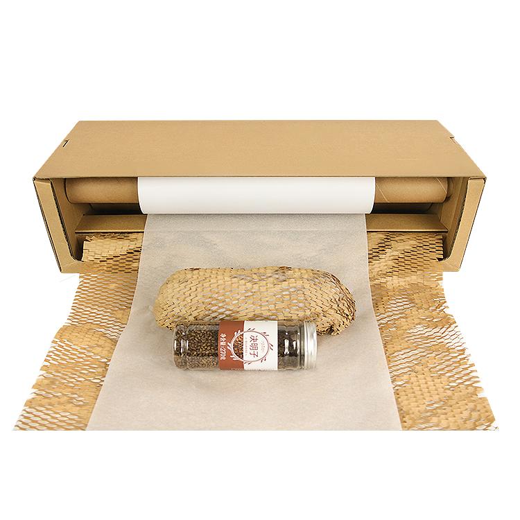 Фабрика OEM новые продукты сотовая бумага упаковочная коробка