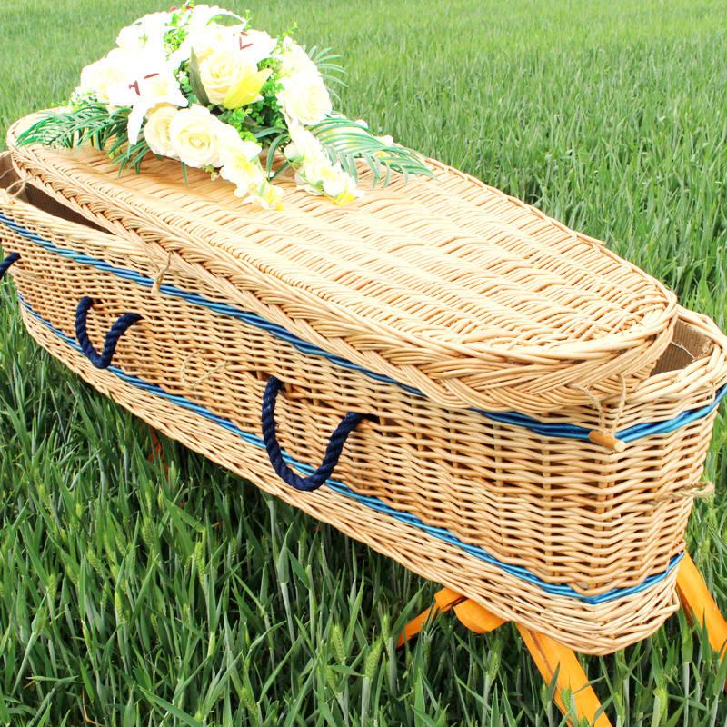 Özel Cenaze Malzemeleri Toptan Hasır Tabut Ölü