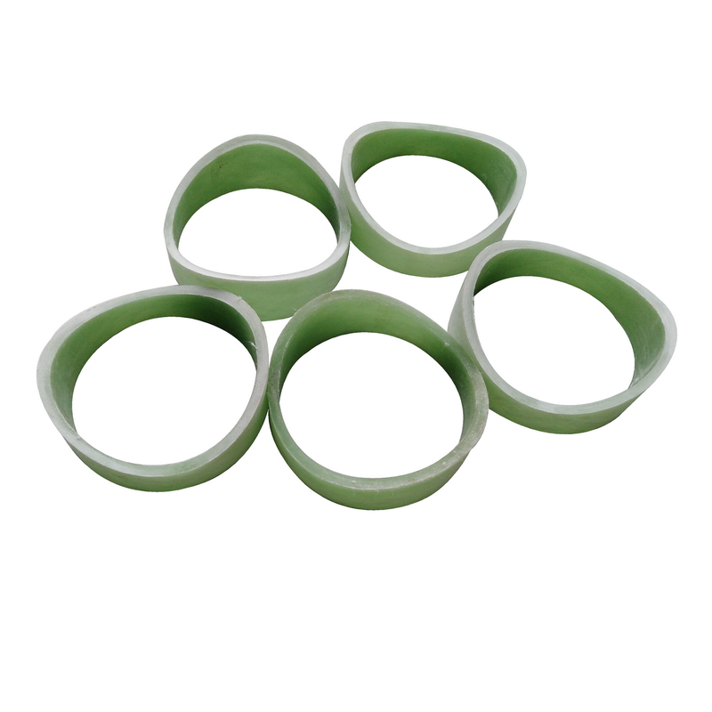 卸売中国商品構造 FRP ラウンドチューブ電気絶縁カスタマイズ 11 ミリメートルグラスファイバーチューブパイプ