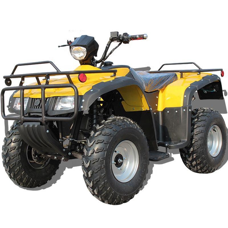 Vehículo de todo terreno 4x4 200cc hummer atv quad atv 4 ruedas atv para adultos