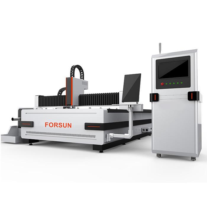 FORSUN 튜브 섬유 레이저 절단 기계 레이저 절단 기계