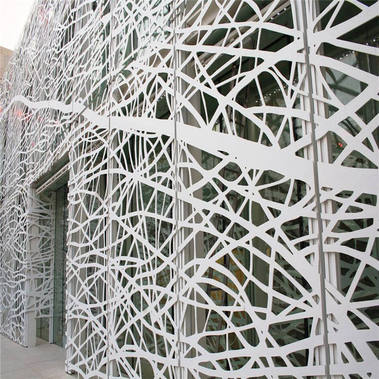 $11.8 CNC 레이저 절단 알루미늄 천장 벽 종이 천장 코팅 디자인
