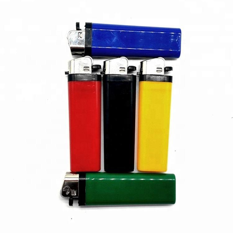 Desechables de plástico de cigarrillo flint encendedor partes