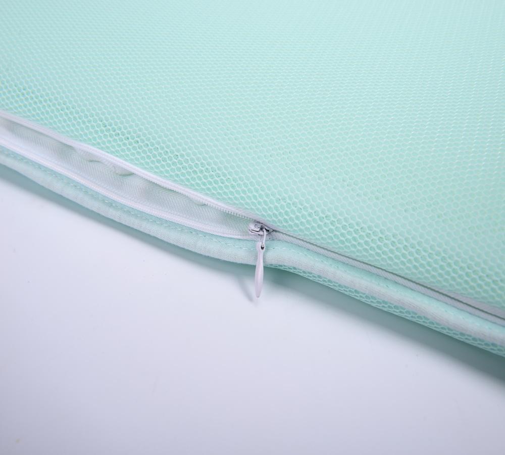 Anti-Baterical Eco amigable lavable tejido <span class=keywords><strong>espaciador</strong></span> <span class=keywords><strong>de</strong></span> los niños almohada <span class=keywords><strong>de</strong></span> Energía <span class=keywords><strong>de</strong></span> China Anran tecnología textil