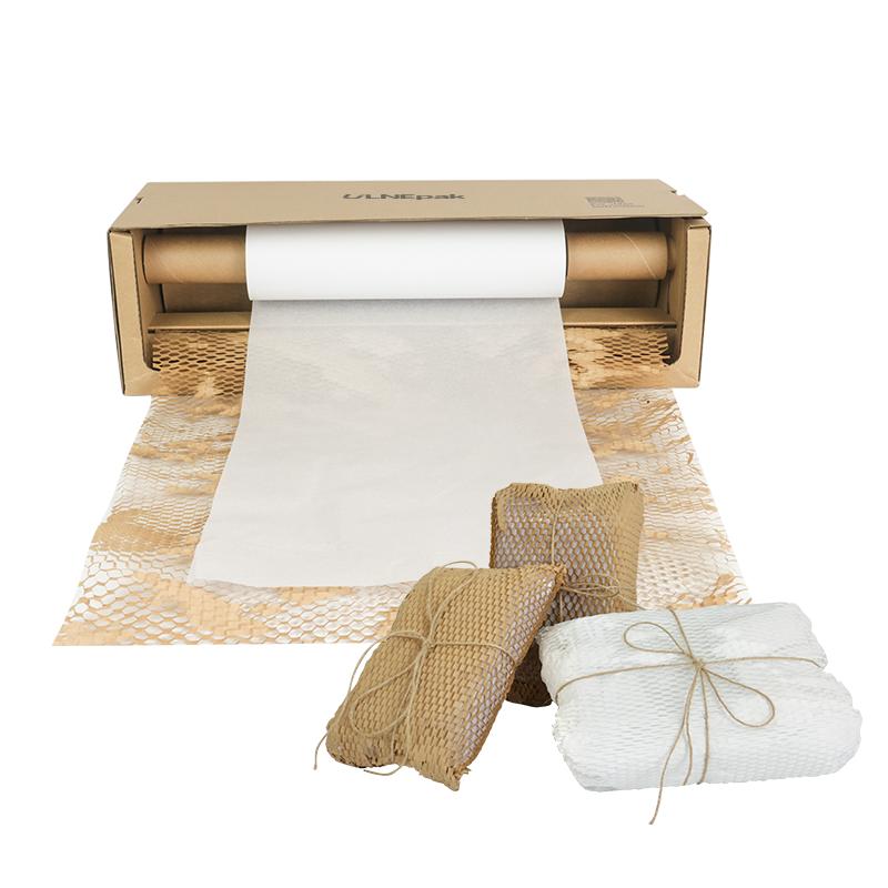 Кастомированная сотовая бумага для упаковки