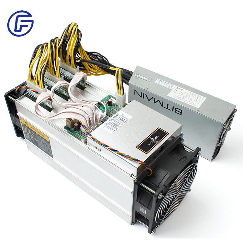 bitcoin mining hardware producători