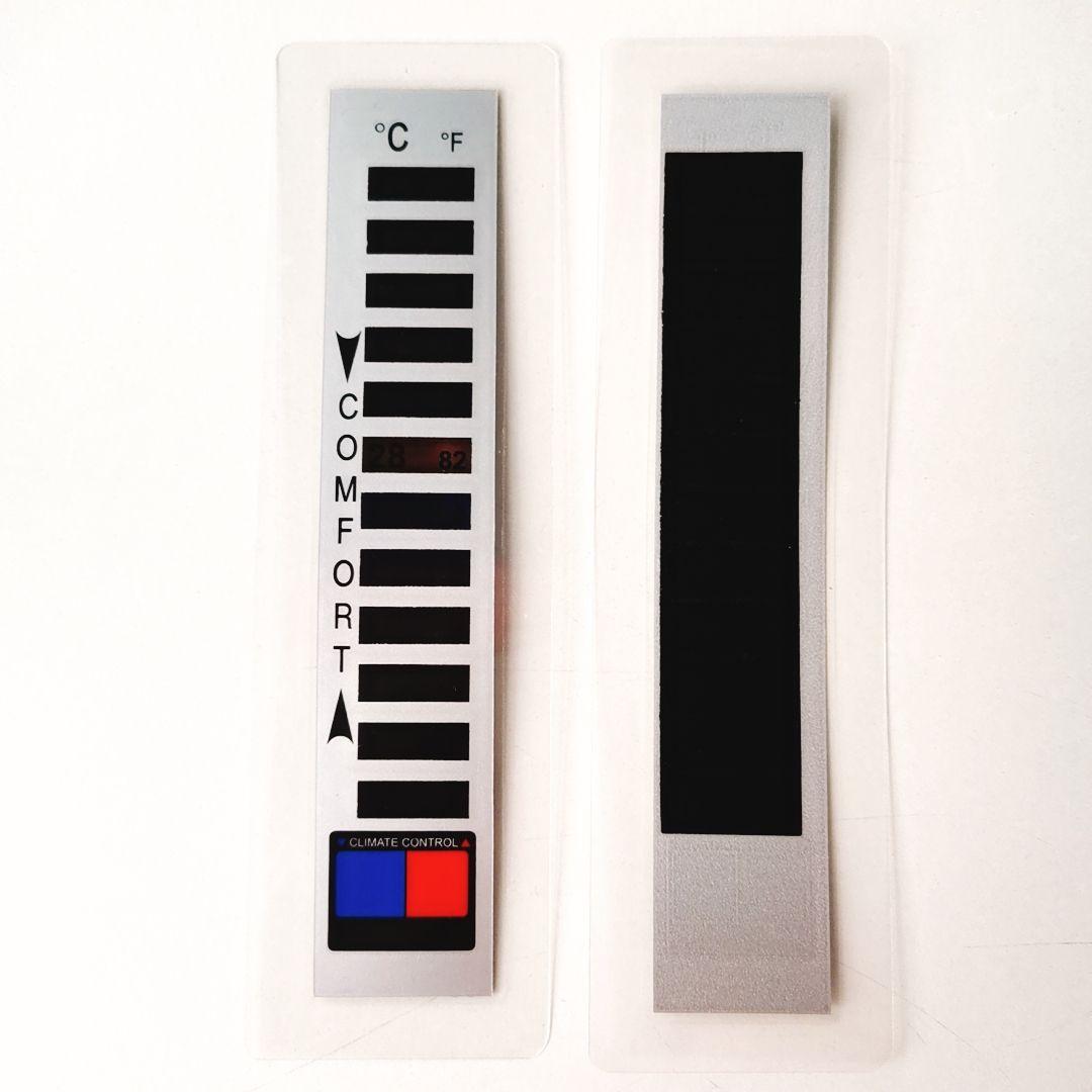 布温度用デジタルデザイン布衣服温度計