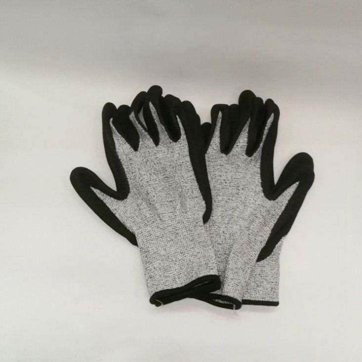 EN388 Color striking and good wear resistance gloves