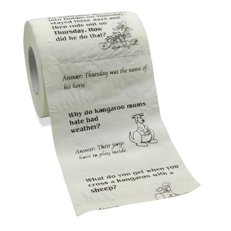 Totalmente personalizado de papel higiénico de impresión en rollo de tejido y papel higiénico de la máquina de producción