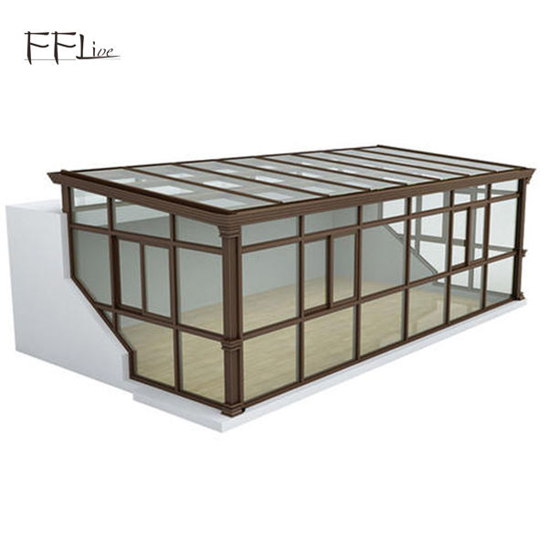 Brand new glass homes glasshouse sunroom ceiling panels