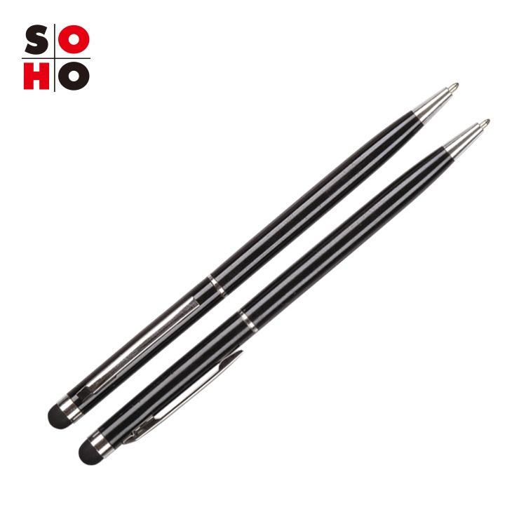 Specifiche della penna a sfera in plastica promozionale da 0,5 mm
