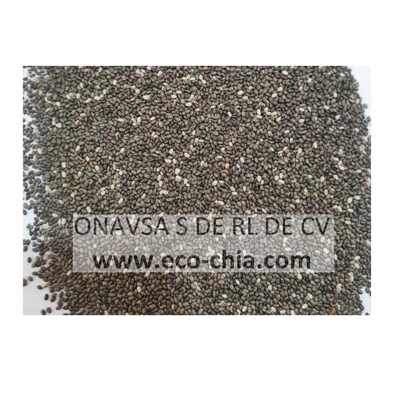 High Quality 100% Natural Black Chia Seeds From Mexico For Wholesale