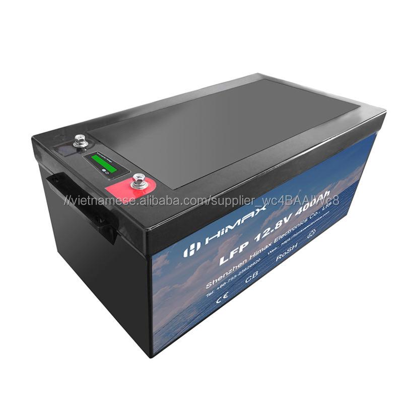 Mạnh Mẽ Ev Xe Akku Lithium Biển Ups Pin Ifr Prismatic 12 V Lifepo 4 Volt Pin Năng Lượng Mặt Trời Lifepo4 12 V 400Ah Pin