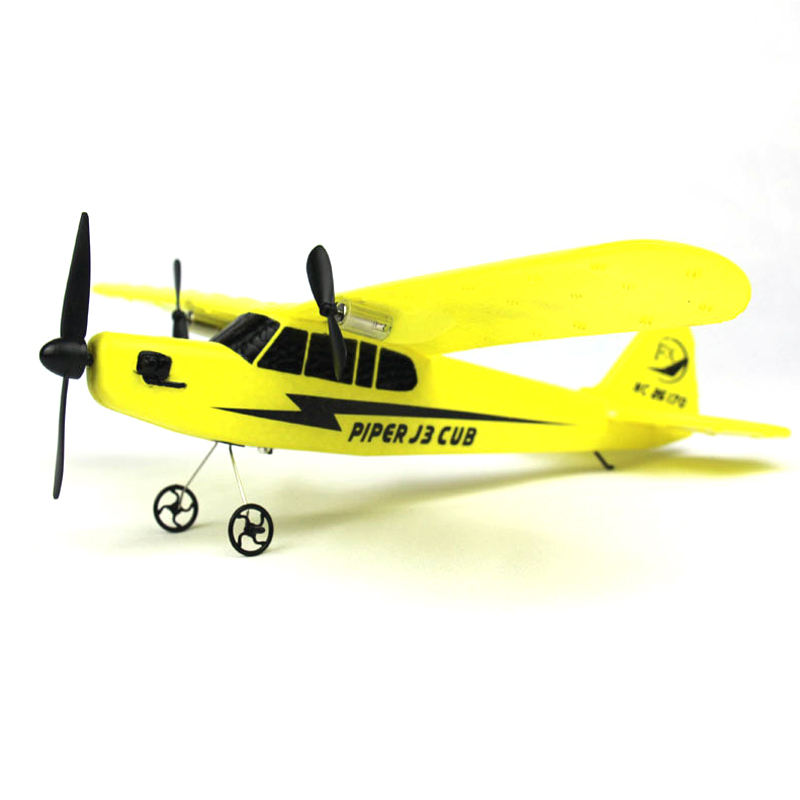 Kids toys <span class=keywords><strong>rc</strong></span> plane mini helicopter model 2 channel infrared remote control aircraft