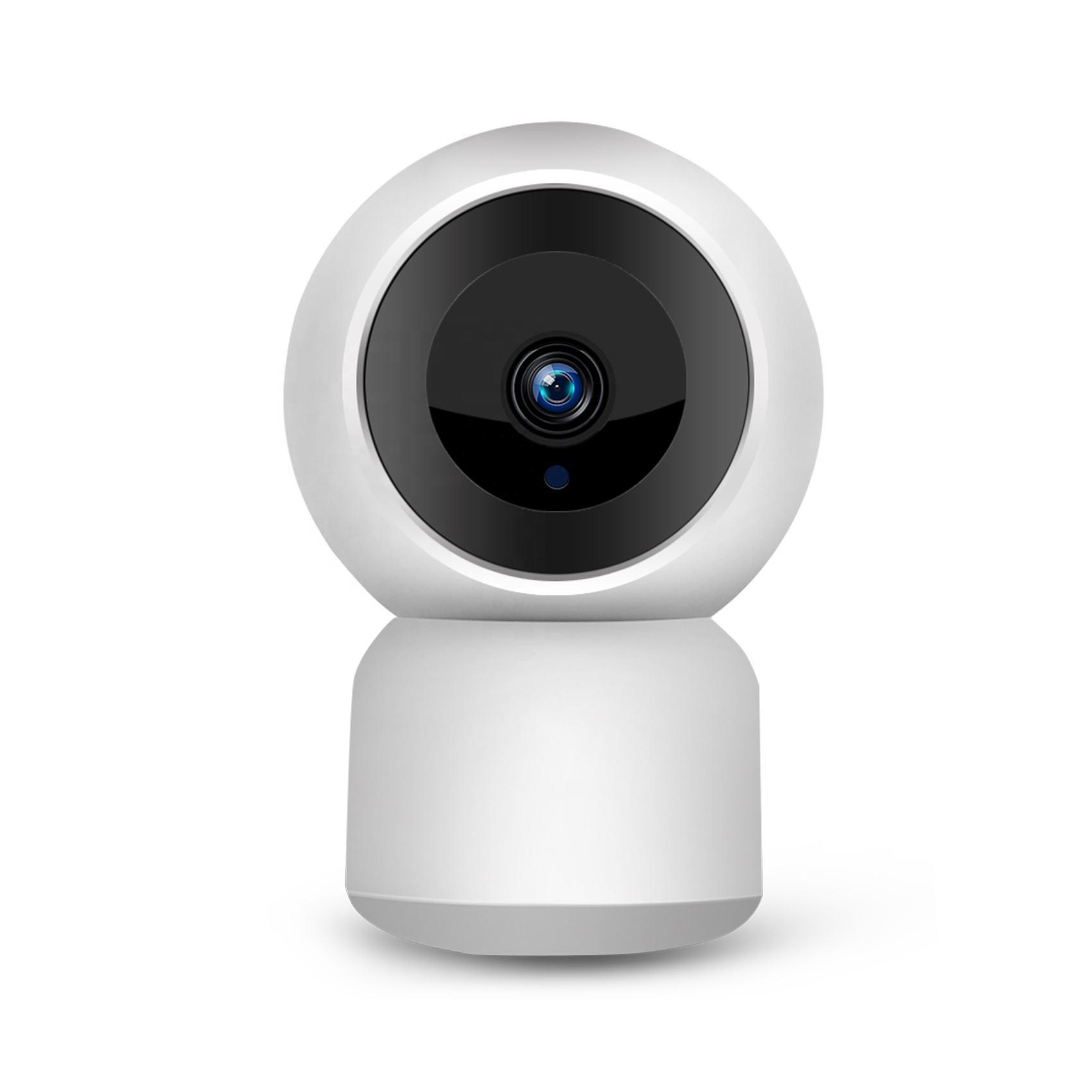 Grand Oeil mini caméra WiFi HD 1080 P PTZ suivi automatique pour la <span class=keywords><strong>sécurité</strong></span> à la maison