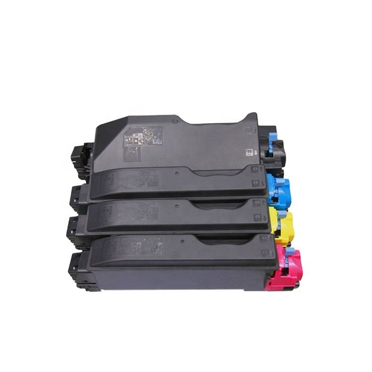 Cost effective toner cartridge TK-5164 compatible for ECOSYS P7040cdn color toner kit replacement TK 5164