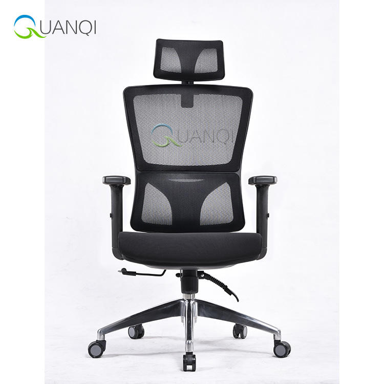 Cómodos asientos ergonómico neto a tarea giratorias de oficina sillas neto red highback giratoria silla con ruedas