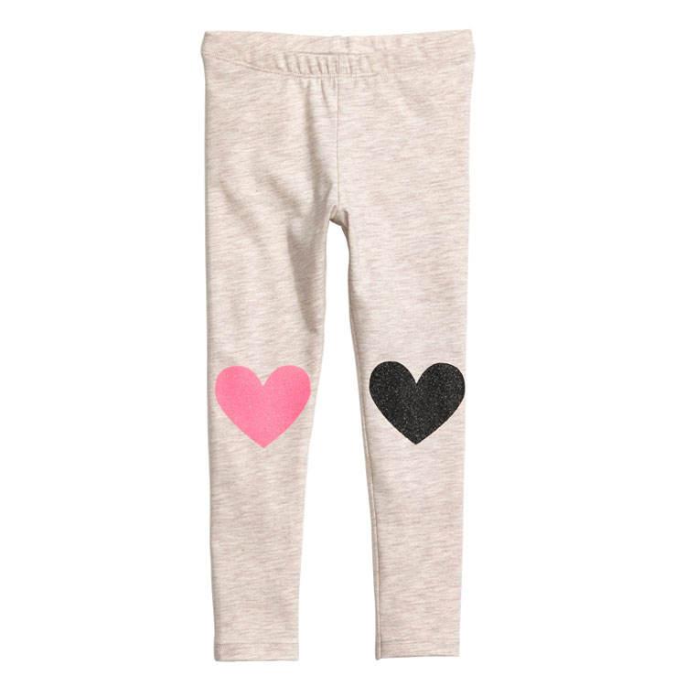 Леггинсы для девочек, модная детская одежда высокого качества