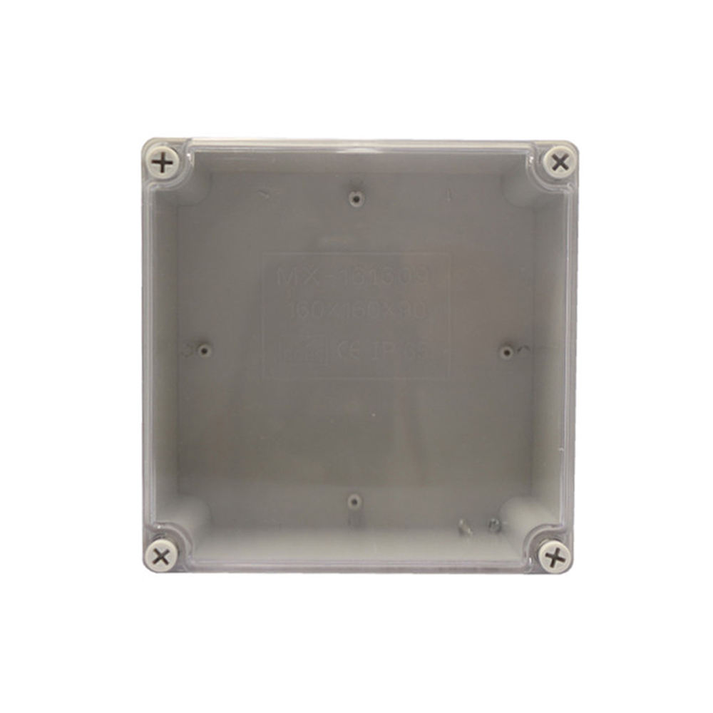 Manhua Polycarbonate Material IP66 Enclosure with Selectable Size