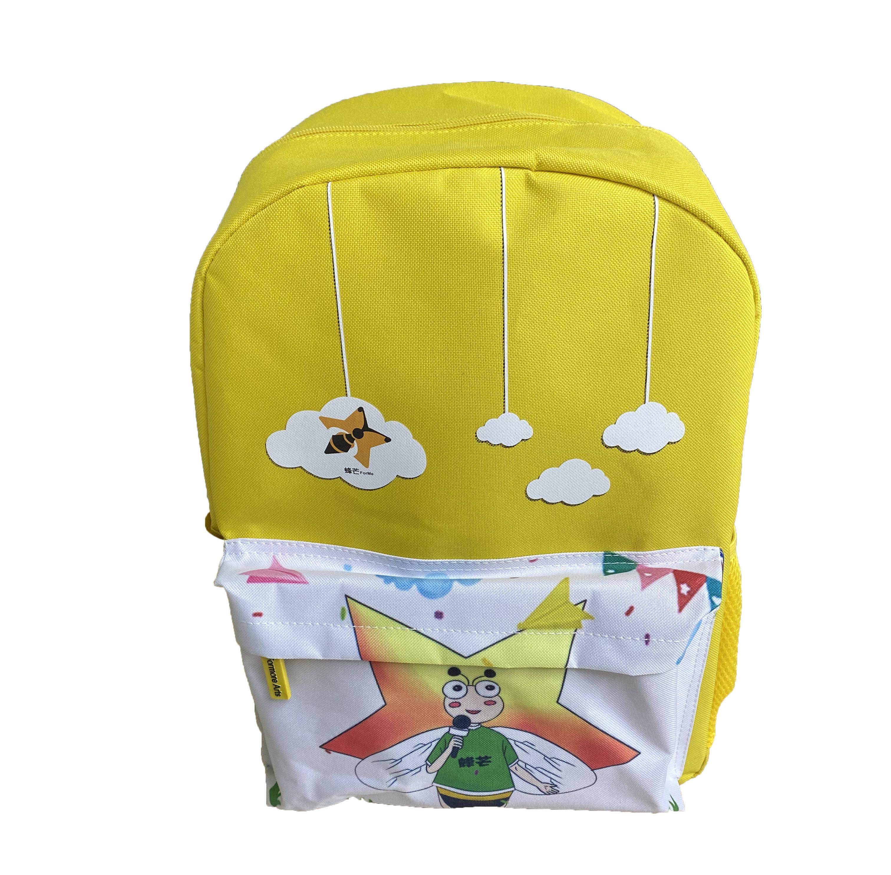 Los niños de la escuela bolsa de alta calidad con bajo precio hombro Paquete de dibujos animados mochila para niños
