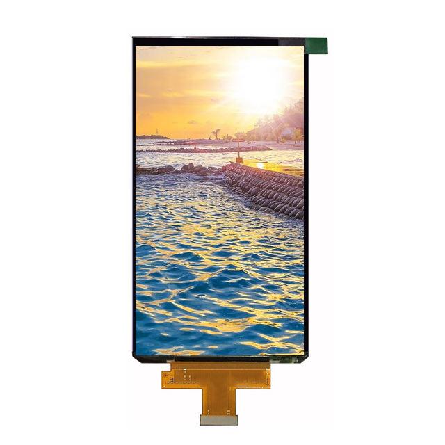 5.7 polegadas OLED display lcd 1440*2560 painel AMS567JD09 Quad-HD AMOLED HDMI para MIPI placa de Motorista tela lcd de 120 nits