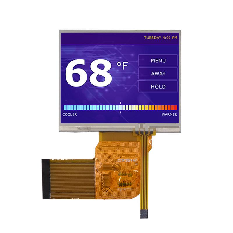 Alto Brilho 3.5 ''TFT 320x240 Ecrã Táctil LCD Para 320x240 3.5 Polegadas TFT LCD HDMI monitor de