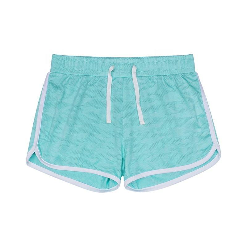 Мягкая Повседневная одежда летние шорты комплекты одежды с шортами для маленьких девочек