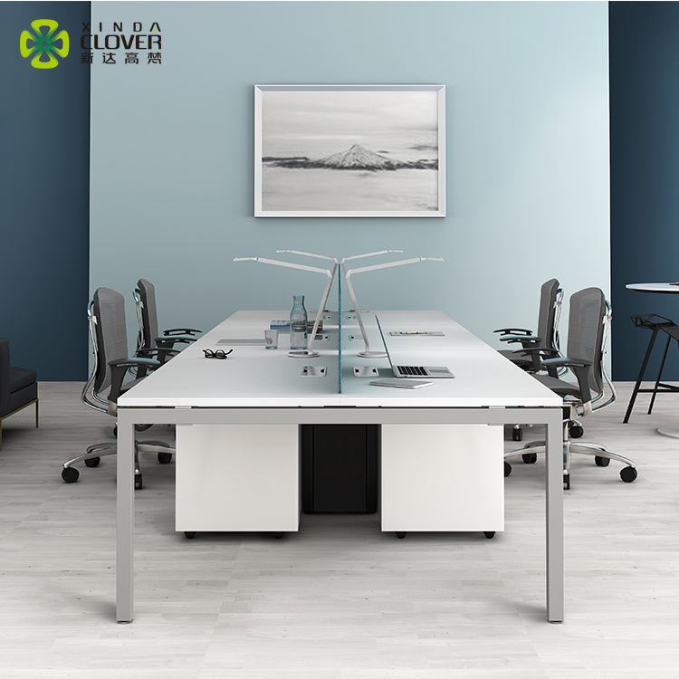 Top quality clover modern modular office workstation furniture