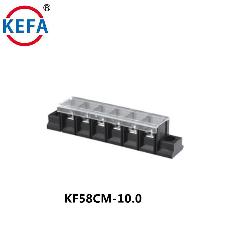 KF58CM-10.0 الملعب 180 زاوية الحق موصل محطة كتلة 300 V/30A