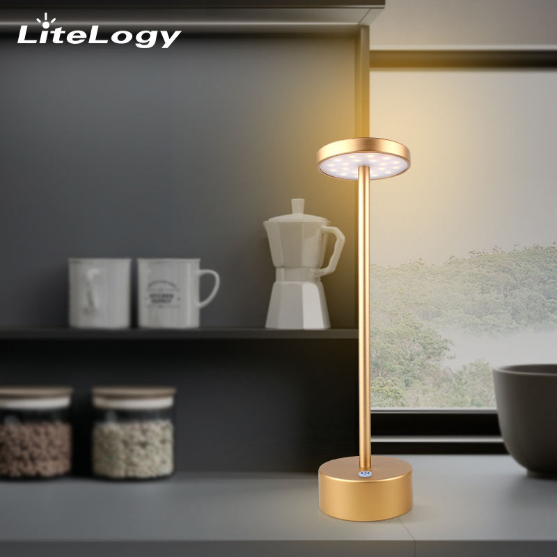 Nordic postmodern minimalist designer light luxury mushroom table lamp creative personality bedroom bedside lamps