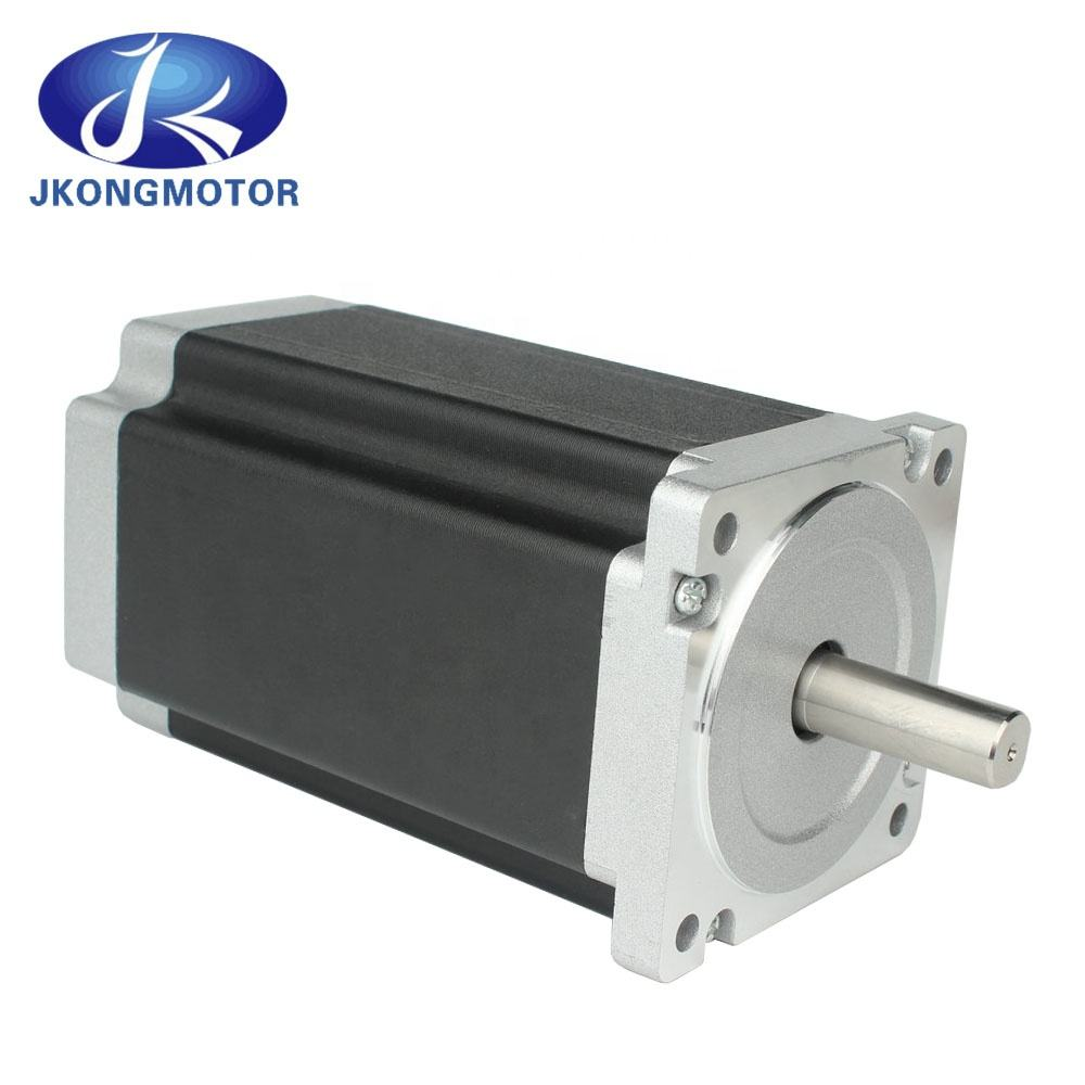 Hot sale JK86HS155-6004 86CM155 nema 34 stepper motor for electric bicycle