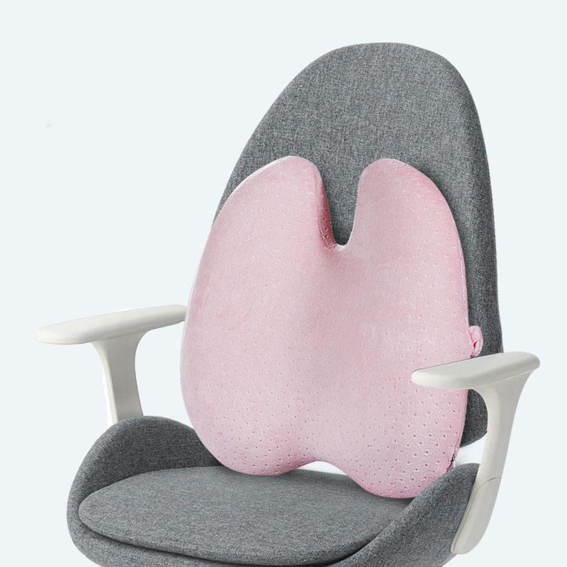 Подушка для спины из пеноматериала с эффектом памяти с дышащей 3D сеткой для поясничной <span class=keywords><strong>подушки</strong></span> Ортопедическая подушка для сняти