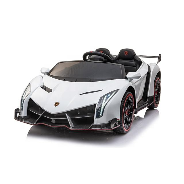 2021 Licensed Lamborghini Veneno ride on car kids electric car kids electric car kids 2 seater
