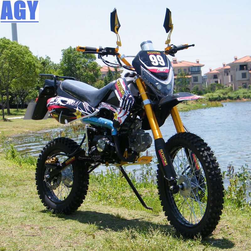 AGY mountain hills cross 125cc dirt bike