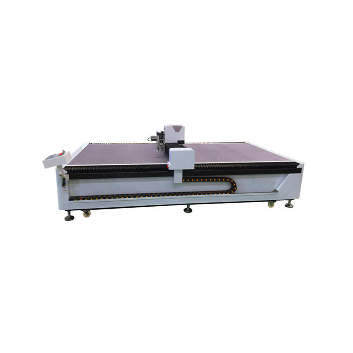 Good Price Carpet Vibrating Knife Cutter CNC PVC Mat Cutting Machine