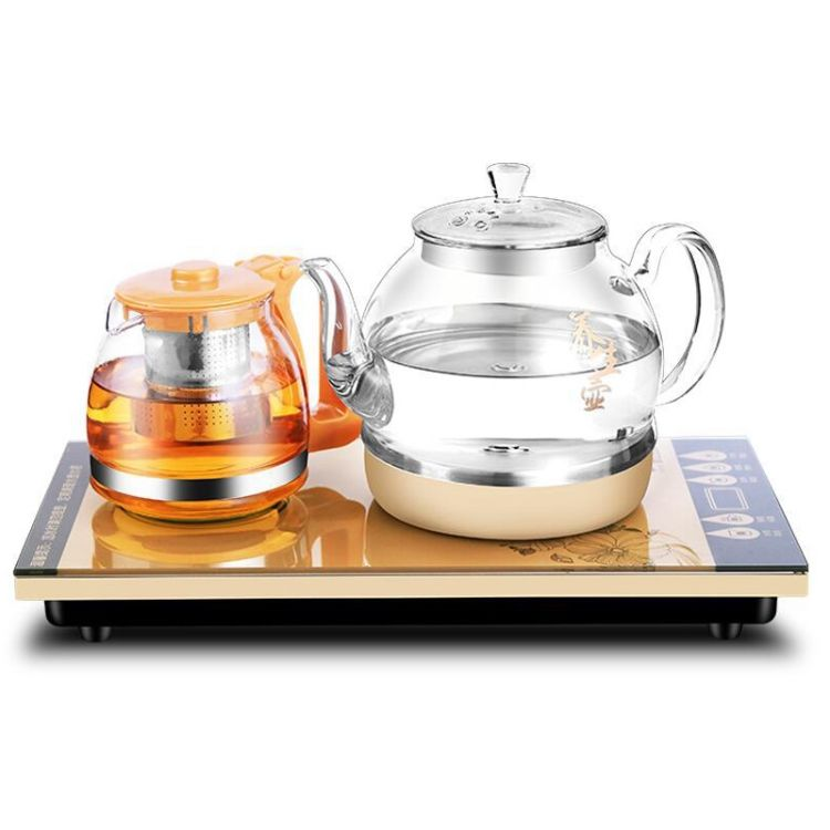 Hot sale Automatic Bottom Self-suction Type Electromagnetic Tea Stove