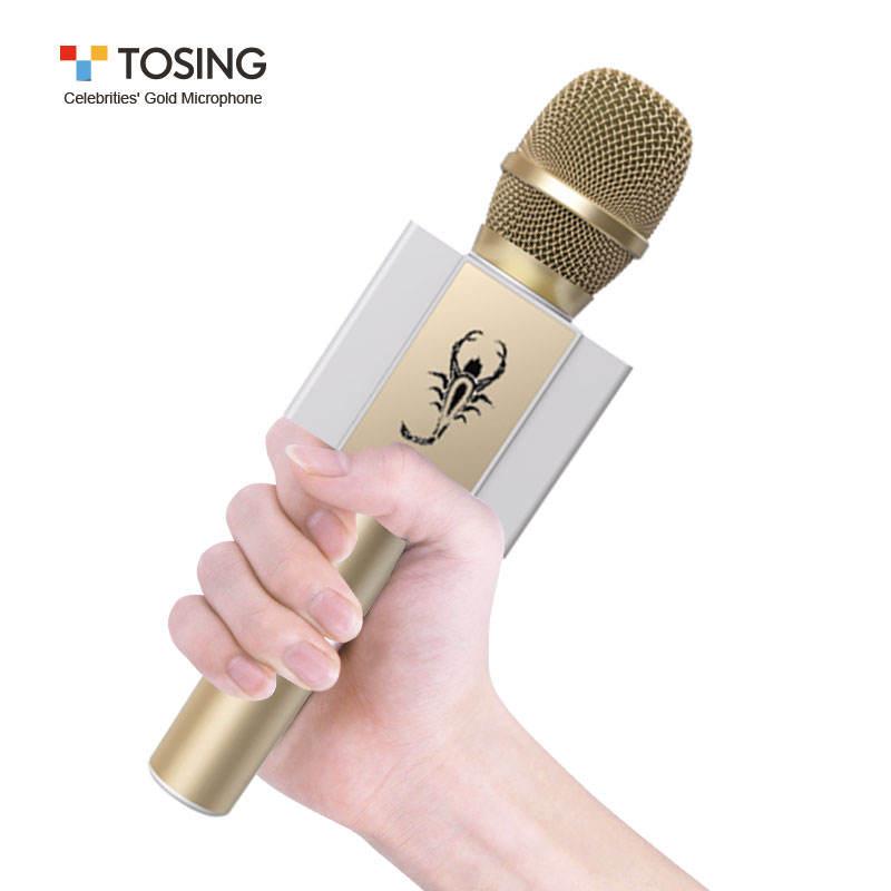 Achats en ligne livraison gratuite karaoké microphone pour tv