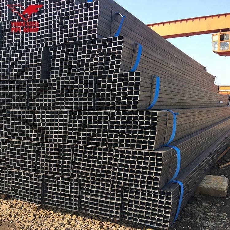 Китайский известный провайдер Youfa хорошее качество Q235 Мягкий Квадратный сталь трубы для структура