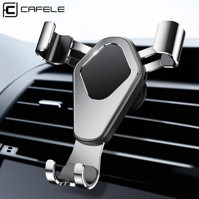 جديد تصميم cafele العالمي الثقيلة حامل سيارة يناسب جميع الأنواع حامل هاتف الخليوي الجاذبية حامل هاتف مغناطيسي ل الهواتف المحمولة