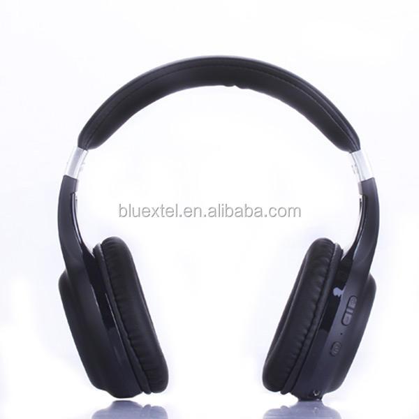 Portátil plegable de alto rendimiento Auriculares auriculares inalámbricos