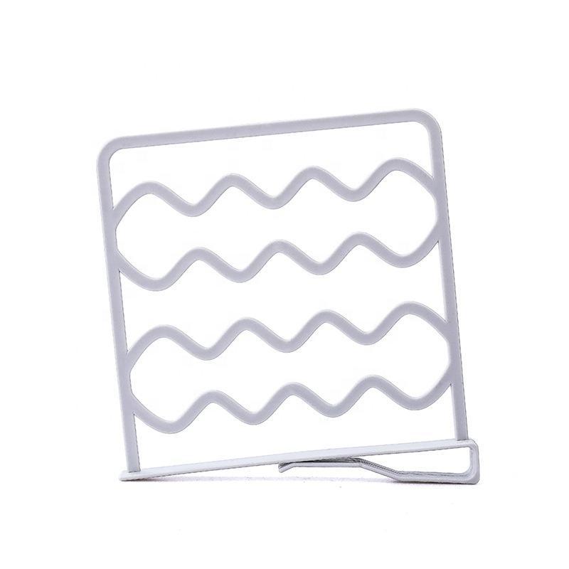 Armario divisor de cocina bandeja de almacenamiento espacio marco conector compartimiento partición
