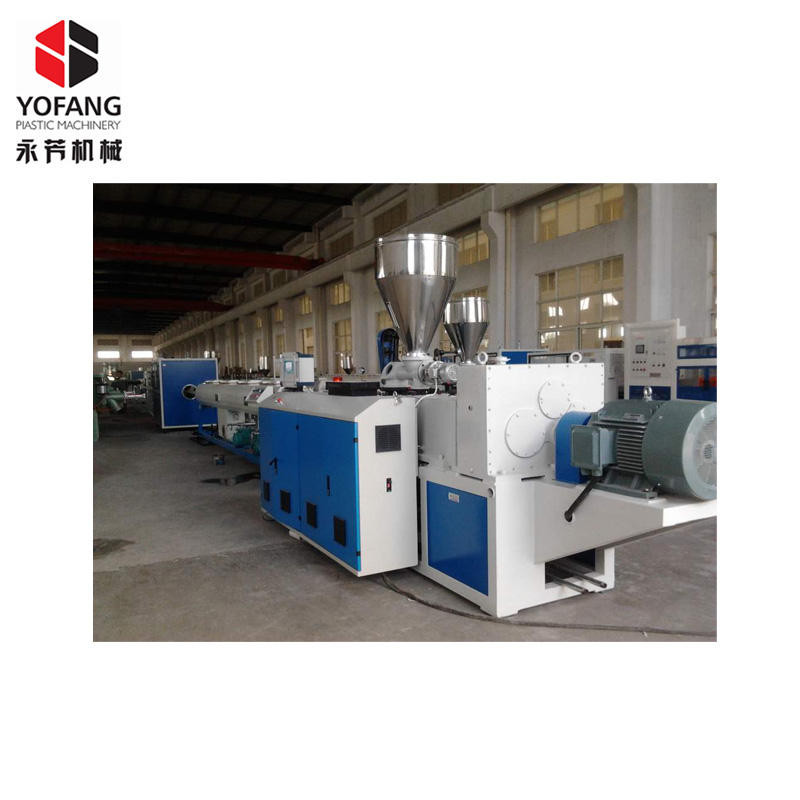 315mm tube making machine/hdpe pvc pprc pipe extrusion machine/line