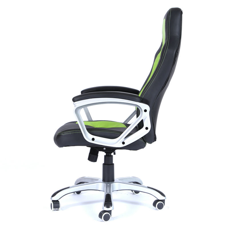 Top producto de ventas en china, acolchado de espuma de asiento grandes mejor silla de oficina ergonómica