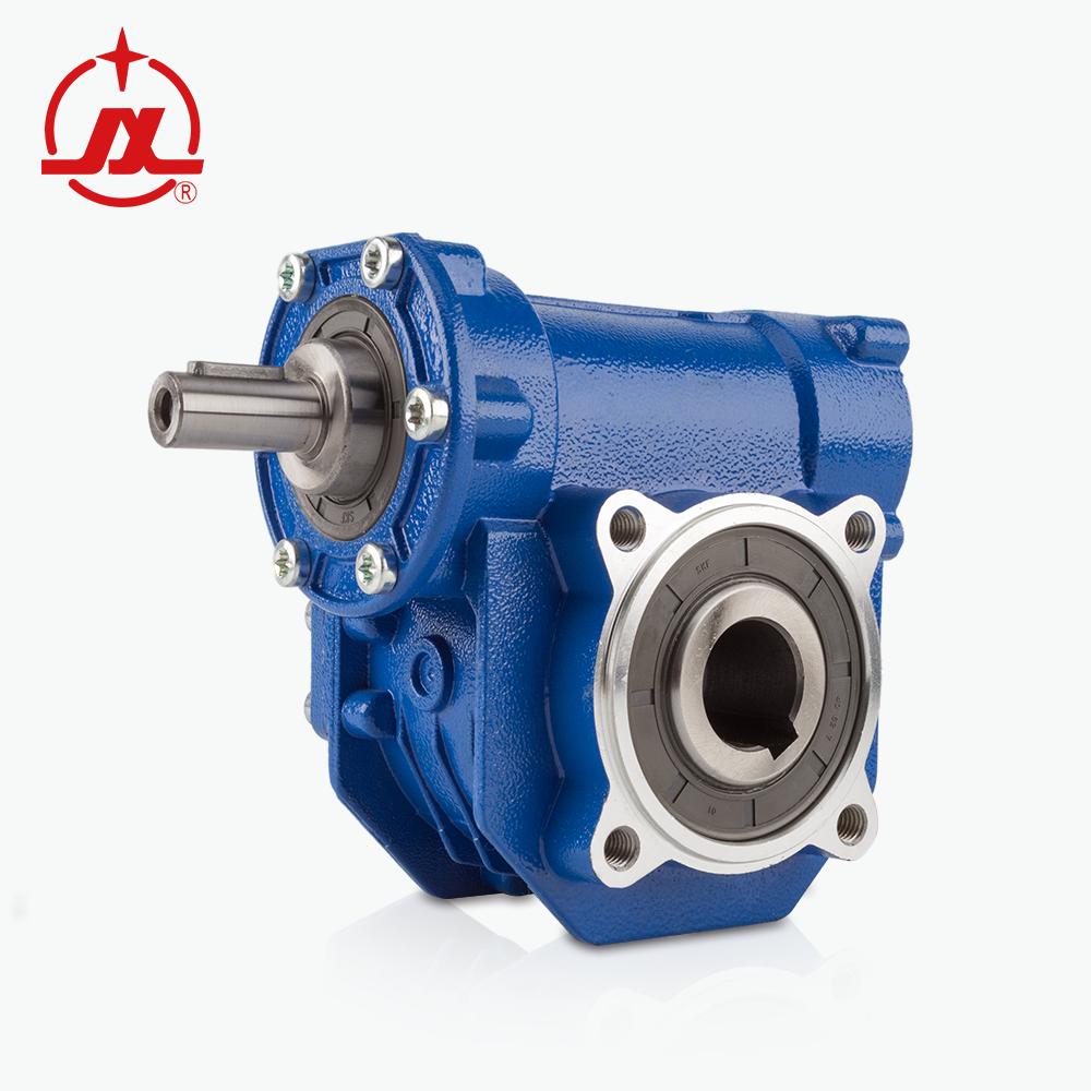 Ausgezeichnete service industrie aluminium variable drehzahlregler reduktion wurm motor vorwärts rückwärts getriebe