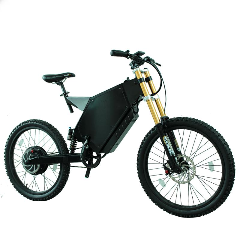 성인 Dual 서스펜션 France Complete 힘 Cycle Frame 전기 <span class=keywords><strong>산</strong></span> Bike 3000 와트 70Km/h