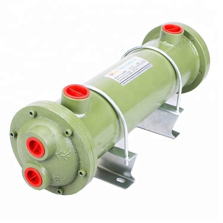 DONGXU Industrial eficiente elevado aço carbono shell e tubo trocador de calor marinha