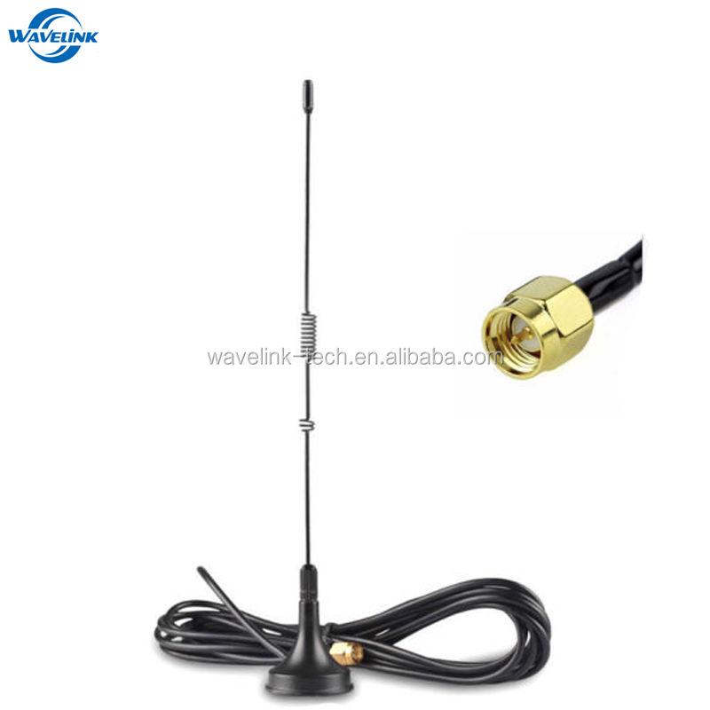 Заводская цена 5DBI <span class=keywords><strong>450</strong></span> <span class=keywords><strong>мГц</strong></span> 2700 Z Multi Band 4G LTE Whip магнитная <span class=keywords><strong>антенна</strong></span> с кабелем RG174